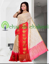 b0907c9b31 Chiffon Sarees in Kolkata, West Bengal | Get Latest Price from ...