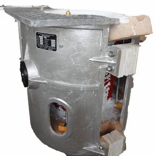 Aluminum Shell Induction Melting Furnace Frame