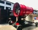 Dust Suppression Fog Cannon System