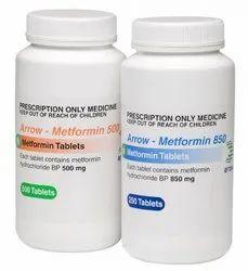 Arrow-metformin 500 Mg Tablet