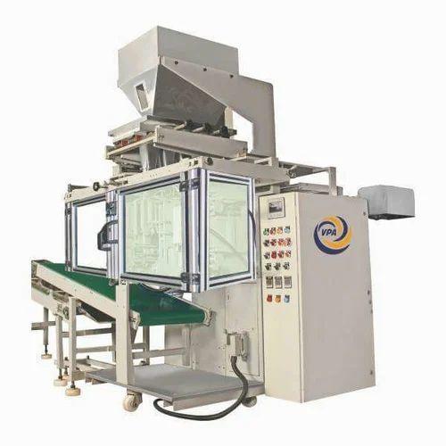 Pharma Powder Pouch Packaging Machine