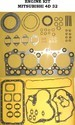 Engine Kit Mitsubishi 4D32 Gasket