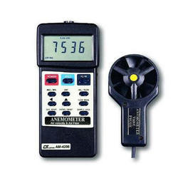 Anemometer, Air Flow, Air Velocity