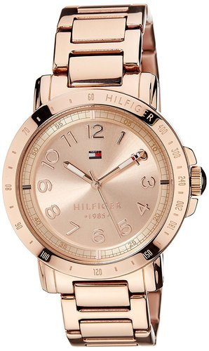 690c19fa Tommy Hilfiger Copper Analog Dial Women's Watch, Th1781396j, Rs ...