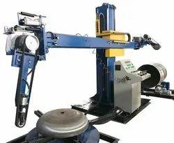 Flanging Machine