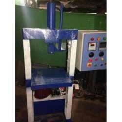 Automatic Hydraulic Plate Making Machine