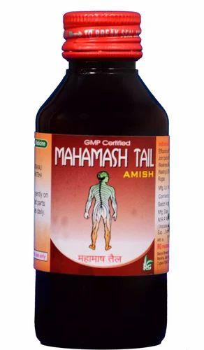RG Mahamash Tail - Amish (100ml), Non prescription