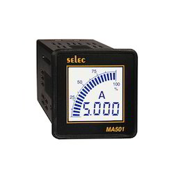 SELEC Digital Voltmeters