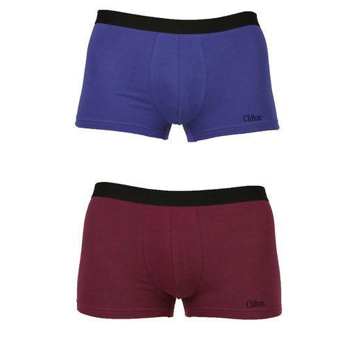 6dce0cb788 Voilet And Maroon Cotton Mens Trunk Underwear