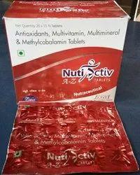 Atoz Vitamins Tab