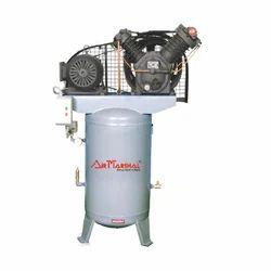 5 HP Piston Air Compressor, Discharge Pressure: 200 Psig, Model Name/Number: GC-2595