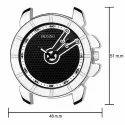 Frosino FRAC061808 Analog Black Dial Watch