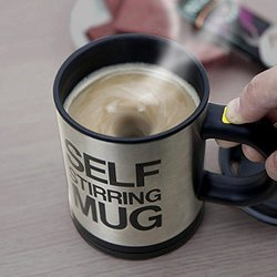 Sterling Coffee Mug