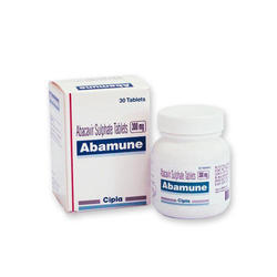 Abamune 300 Tablets