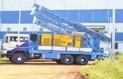 Deep Hole Water Drilling Rig Only Mounting