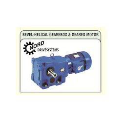 NORD Helical Bevel Gearbox