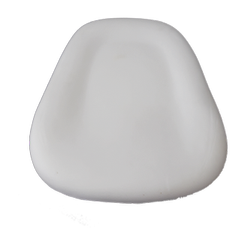 Diya White Rudi Back(802)为多泡沫,尺寸:510mm X 430mm