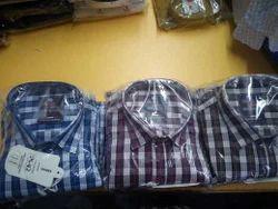 non branded Cotton Check Shirt