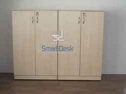 ST 01 Wooden Office Cabinet