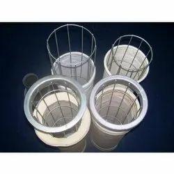 Industrial Filter Bag Cage