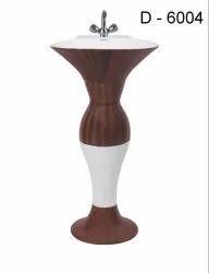 Pedestal Marble Wash Basin