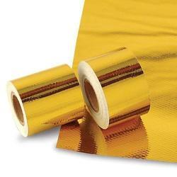 Triveni Gold Golden Metallic Film, Pack Size: 50 Kg, Packaging Type: Bubble Packing