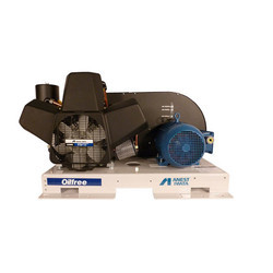 Anest Iwata Oil Free Base Mounted Air Compressors