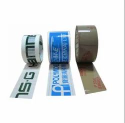 35x40 mm Water Proof BOPP Printed Tape