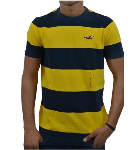 75000830c5fa Causal Wear Plain Hollister Boy  s Crew Neck T-Shirt
