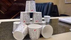 55 ml Paper Tea Cup, Packet Size: 100 Pieces