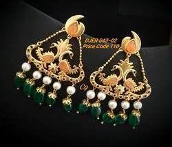 fancy Designer earring.