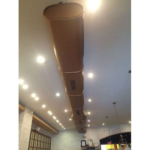 Open Air Conditioner Duct Air Conditioning Duct Ducts