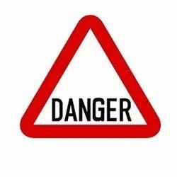 PVC Danger Safety Signage