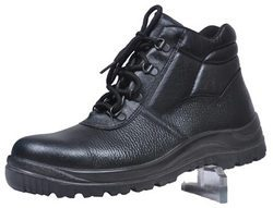 PVC Sole Safety Shoe