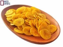 Crispy Banana Chips, Packaging Type: Packet