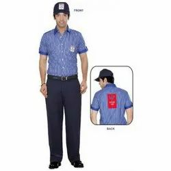 Club HP Petrol Pump Uniform With Logos
