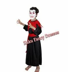 Dracula Gown Black Halloween Costumes