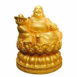 FRP Laughing Buddha Statue