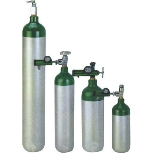 Portable Oxygen Cylinders At Rs 9000 /unit