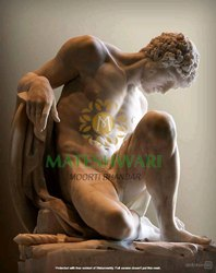 Marble Human Statues
