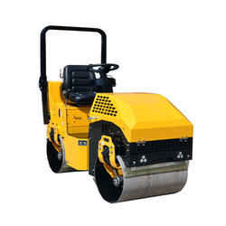 UNI1000 Concrete Road Roller, Capacity: 5-6tons, Uni 1000