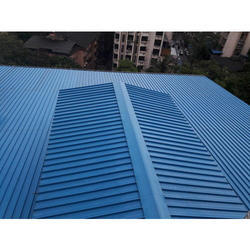 Clip Lock Roofing Sheet