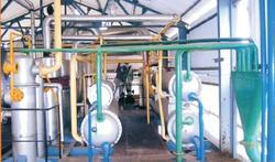 Continuos Solvent Extraction Plant