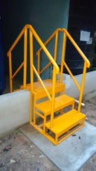 MS Staircase Fabrication Service