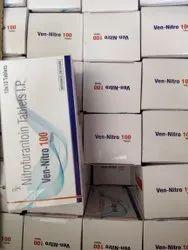 Nitrofurantoin 100 Mg Tablets