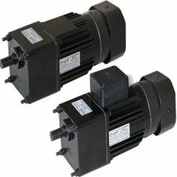 60 Watt  Electromagnetic Geared Brake Motor