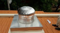 Stainless Steel Wind Turbine Ventilators