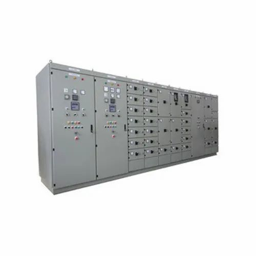 Mild Steel Electrical Distribution Control Panel