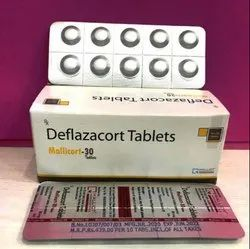 Diflazacort 30 mg Tablets