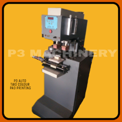 Semi Auto Pad Printing Machines
